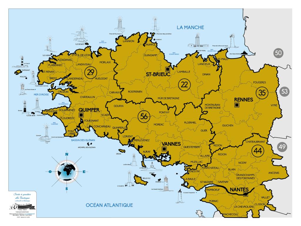 Affiche-à-gratter-Bretagne